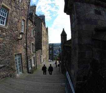 alley scotland
