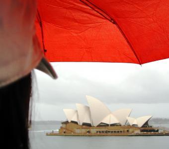 Sydney opera house Australia study abroad