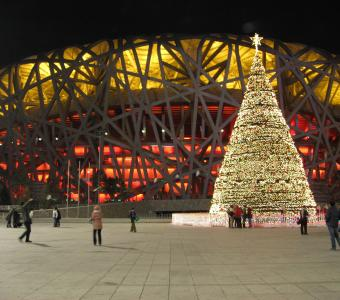 christmas tree china