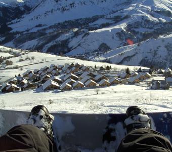 france snowboard village