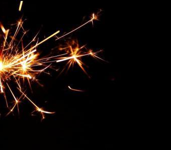 firework germany sparkler