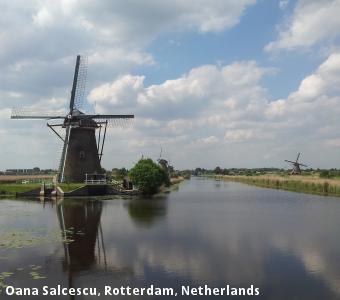 Oana Salcescu, Rotterdam, Netherlands