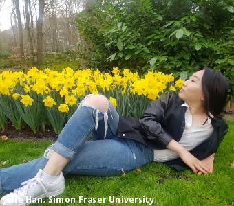 Julie Han, Simon Fraser University