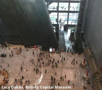 Lucy Dabbs, Beijing Capital Museum