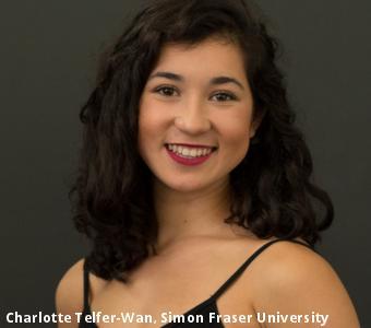 Charlotte Telfer-Wan, Simon Fraser University