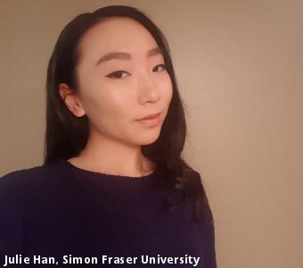 Julie Han, Simon Fraser University