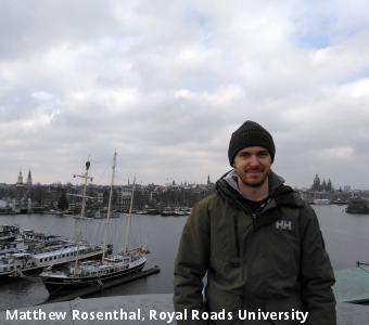 Matthew Rosenthal, Royal Roads University