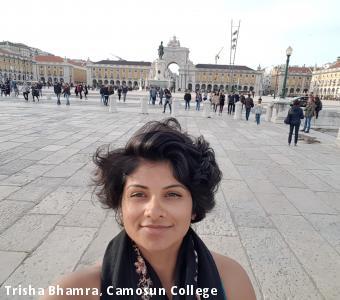 Trisha Bhamra, Camosun College
