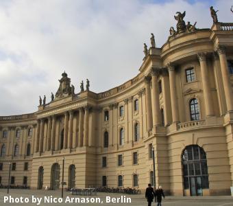 Photo by Nico Arnason, Berlin