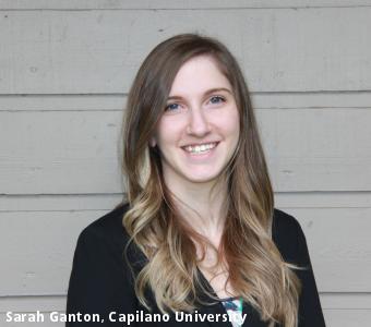 Sarah Ganton, Capilano University