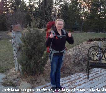 Kathleen Megan Harfman, College of New Caledonia