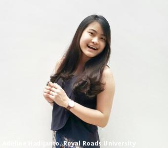 Adeline Hadijanto, Royal Roads University