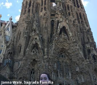 Janna Wale, Sagrada Família