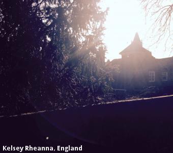 Kelsey Rheanna, England