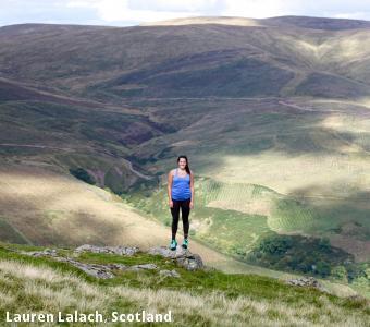 Lauren Lalach, Scotland