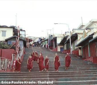 Erica Paulos Krasle, Thailand