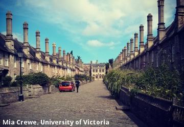 Mia Crewe, University of Victoria