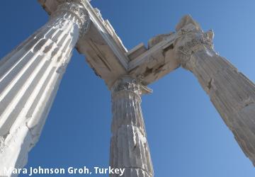 Mara Johnson Groh, Turkey