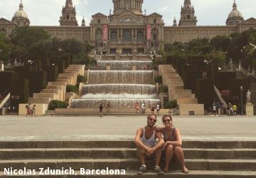 Nicolas Zdunich, Barcelona