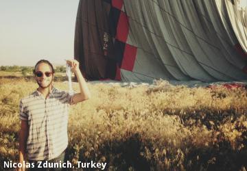 Nicolas Zdunich, Turkey