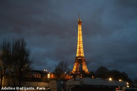Adeline Hadijanto, Paris
