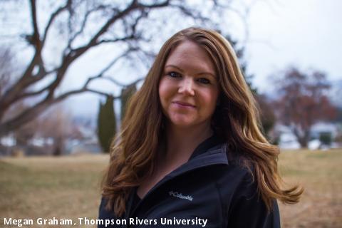 Megan Graham, Thompson Rivers University