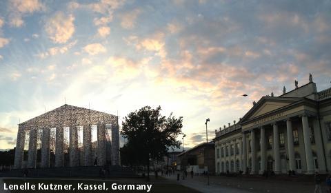 Lenelle Kutzner, Kassel, Germany