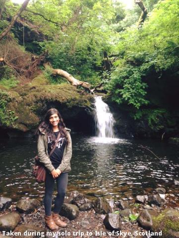 Taken during my solo trip to Isle of Skye, Scotland