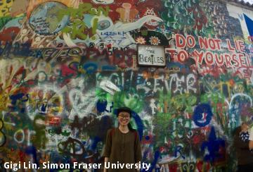 Gigi Lin, Simon Fraser University