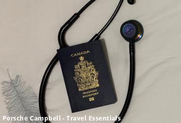 Porsche Campbell - Travel Essentials