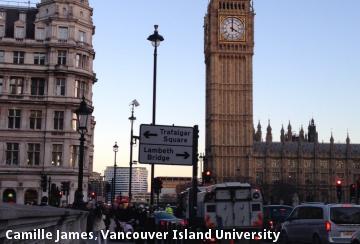 Camille James, Vancouver Island University