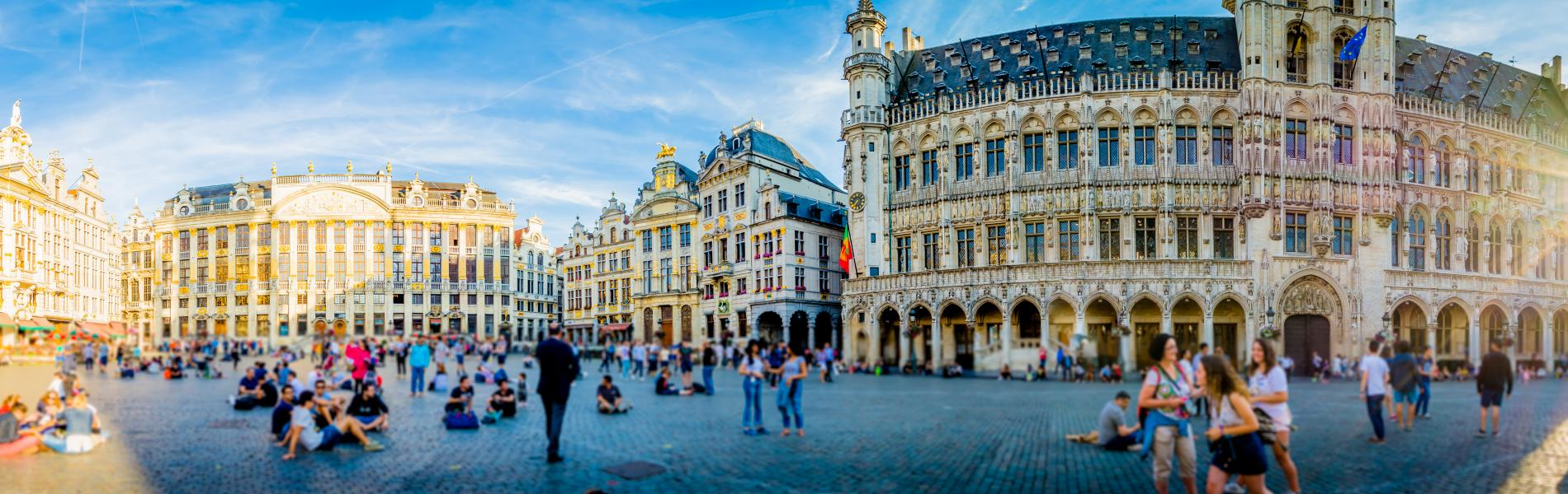 BCIT Business Summer Field Schools - Belgium and the Netherlands