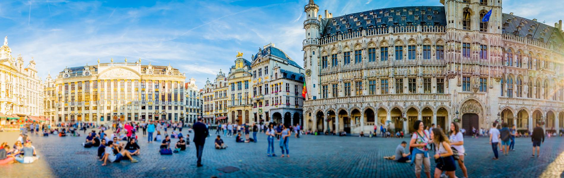 BCIT Business Summer Field Schools - Belgium and the Netherlands