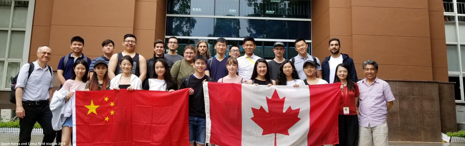 Langara College - Korea, Thailand, Vietnam Field Studies: Business and Historical Culture