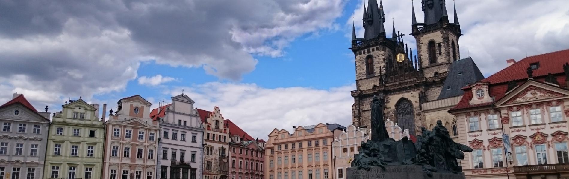 SFU: Prague Humanities 2017 Field School
